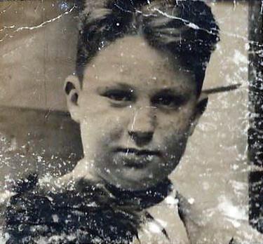 1944, Marcello poco prima dell'arresto