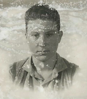 1946, Marcello Martini a circa 1 anno dalla liberazione