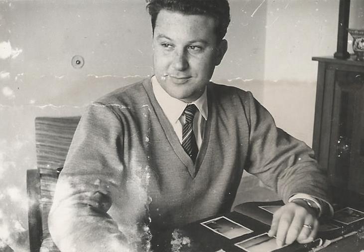 1955, Marcello Martini
