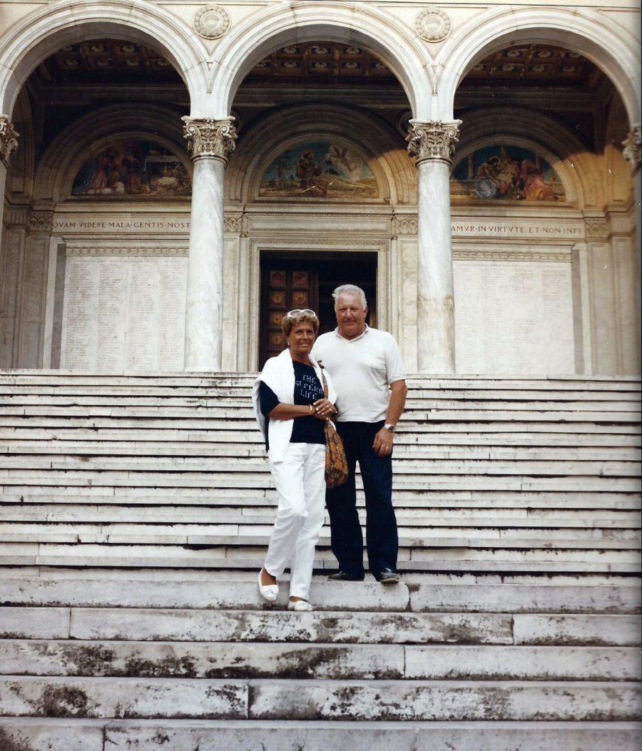 Anni 90', Marcello e Mariella