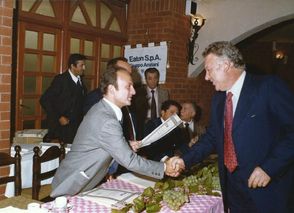 Anni '80, Marcello Martini