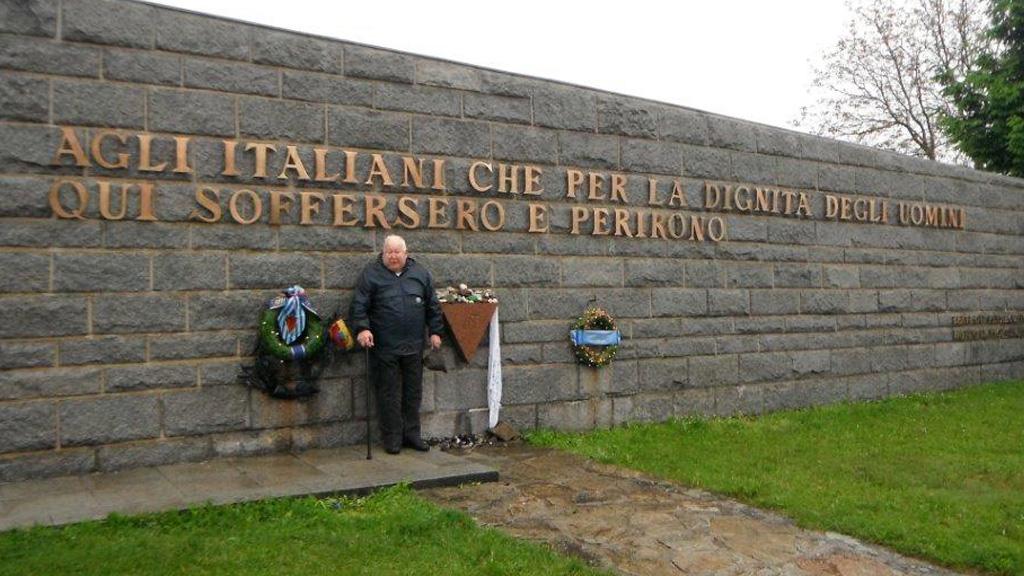 Marcello Martini a Mauthausen
